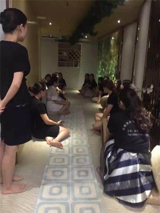 梵希美容培训学员参加美容院后与领导工资待遇,