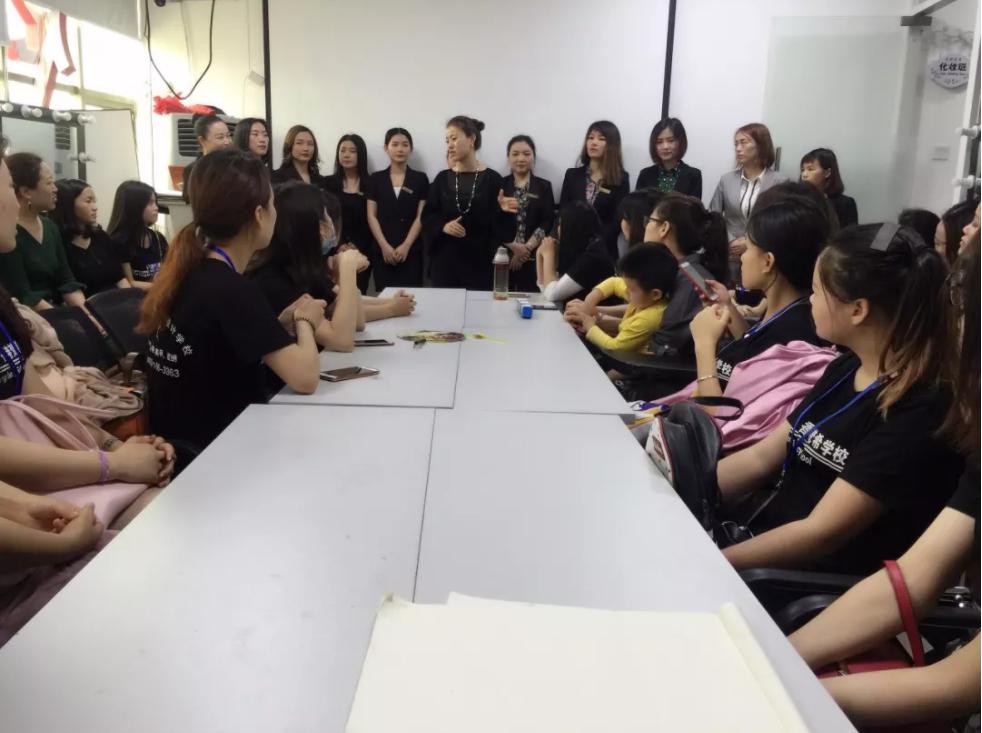 深圳梵希美容学校联谊会简介