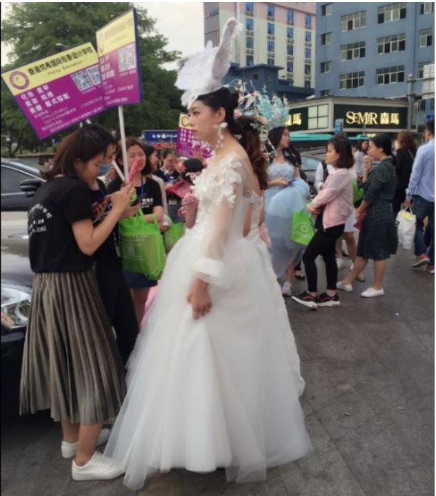 深圳梵希美容学校外出活动