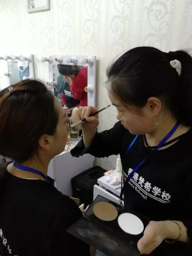 高级化妆培训班