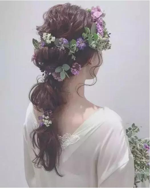 梵希新娘造型
