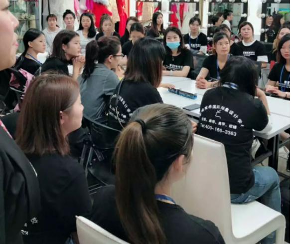 香港梵希学校学习美容化妆