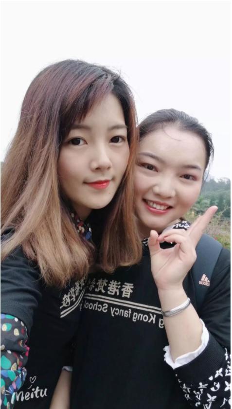 梵希化妆培训班师生合影