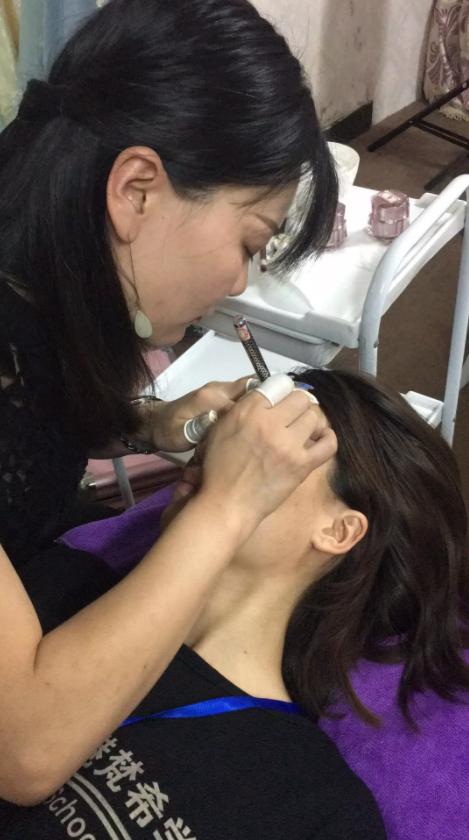 化妆纹绣培训班