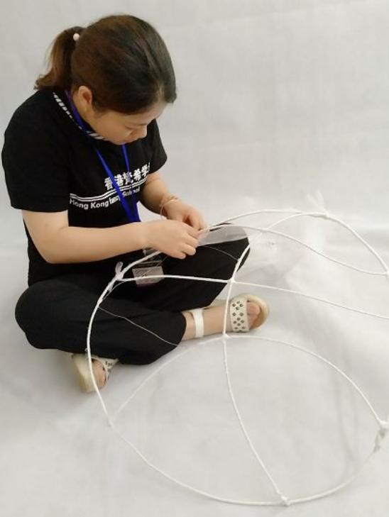 化妆师培训头饰制作