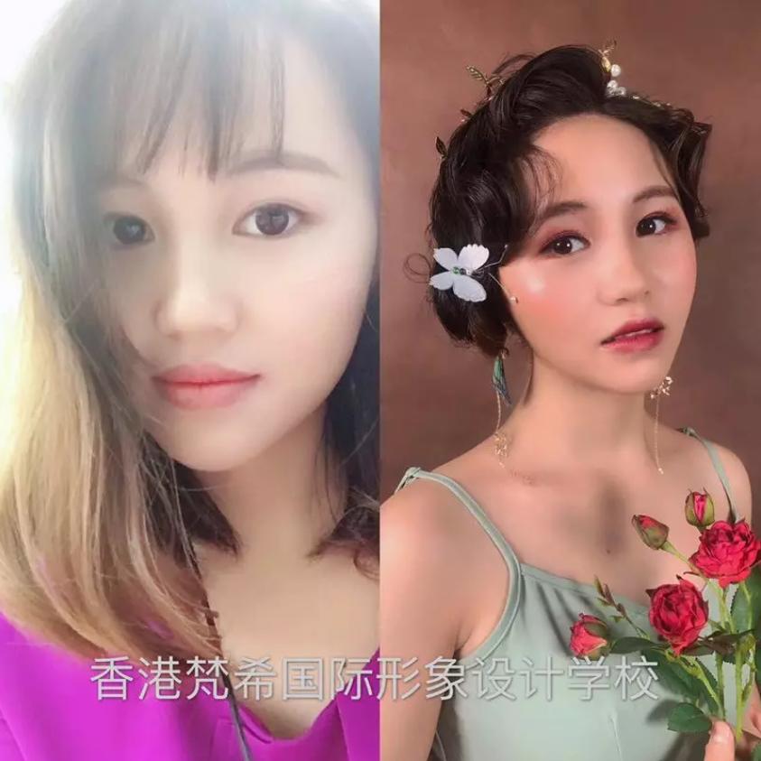 龙华化妆美容培训学校