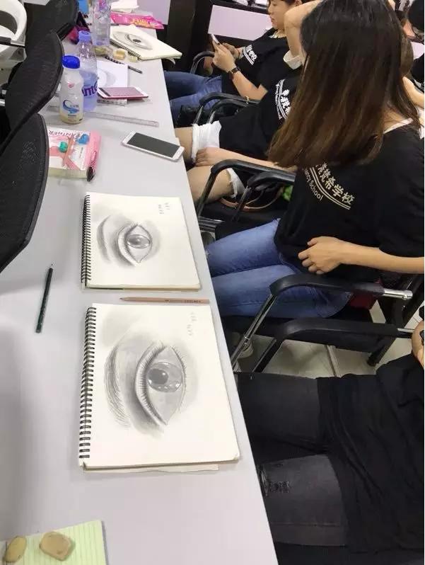 化妆培训班,半永久化妆