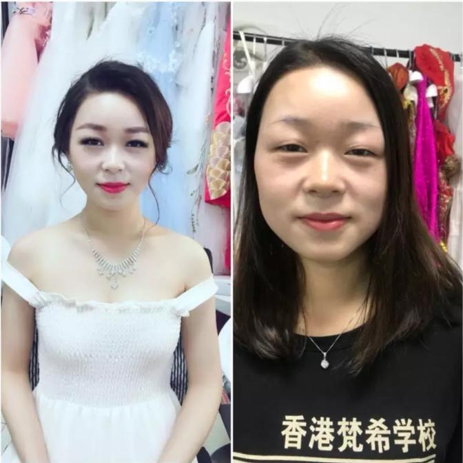 时尚化妆培训