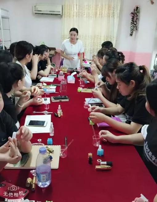 影楼化妆培训