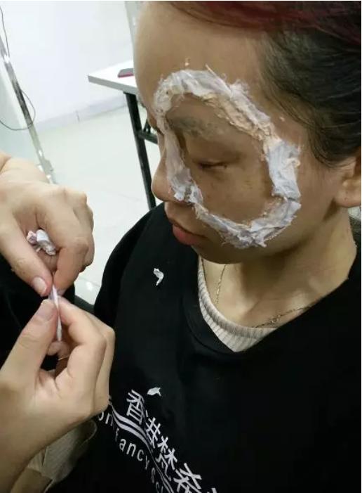 化妆师培训眼部造型