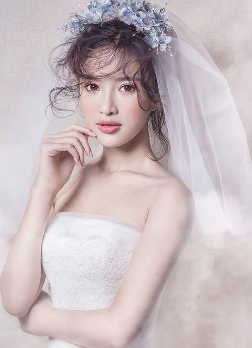 学新娘化妆