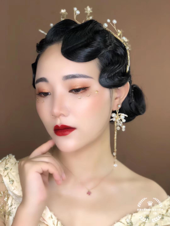 深圳化妆培训