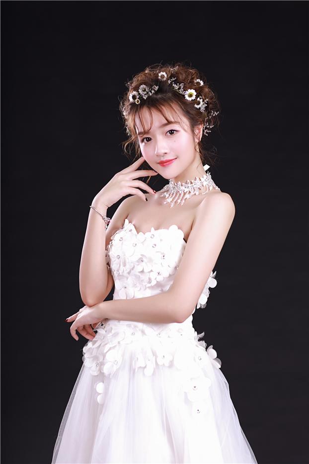 韩式新娘造型2