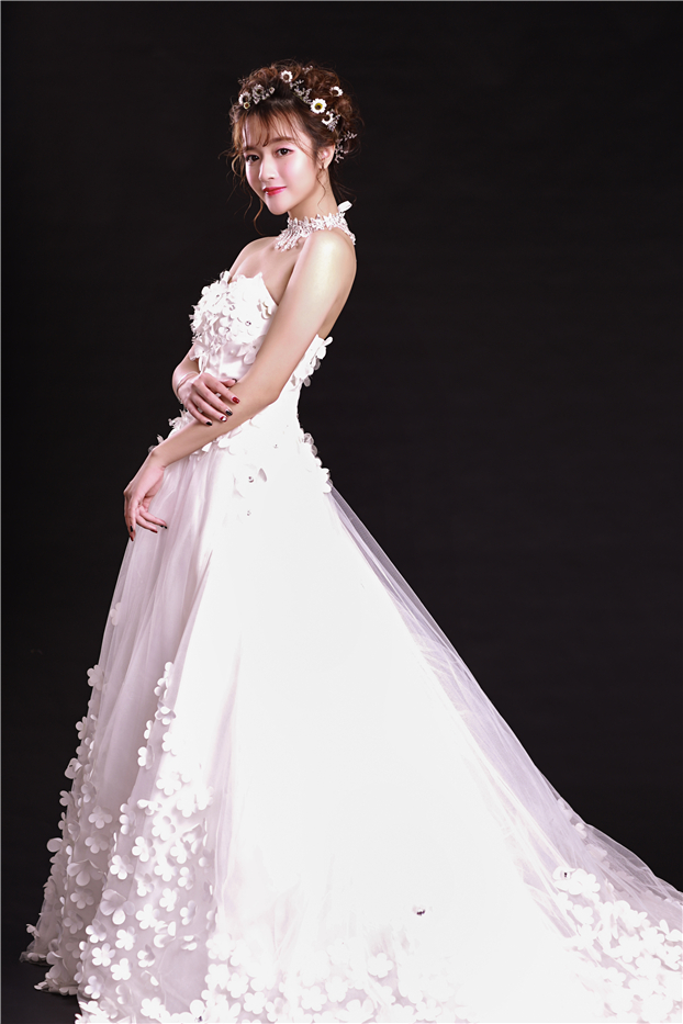 韩式新娘造型4