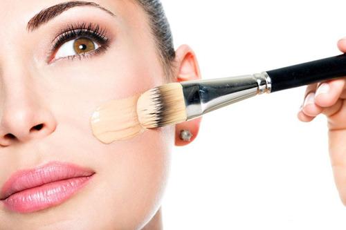 瘦脸化妆步骤技巧