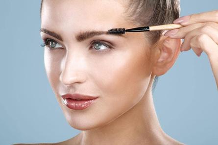 从零开始学化妆画眉