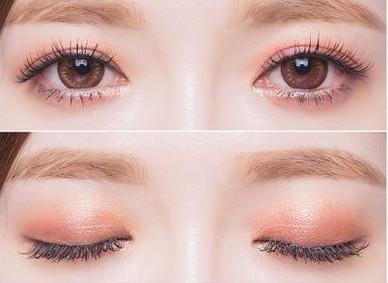 怎么学化妆之化眼影