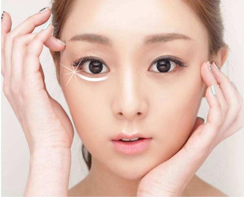 化妆怎样去眼袋
