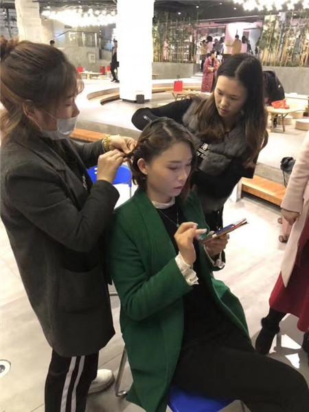 有实力的深圳化妆培训