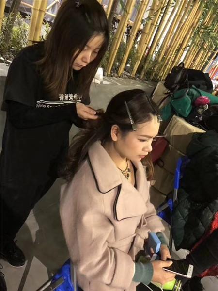 有实力的深圳化妆培训梵希学校