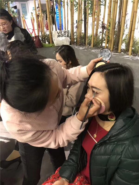 有实力的深圳化妆培训机构
