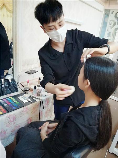 深圳民治化妆培训