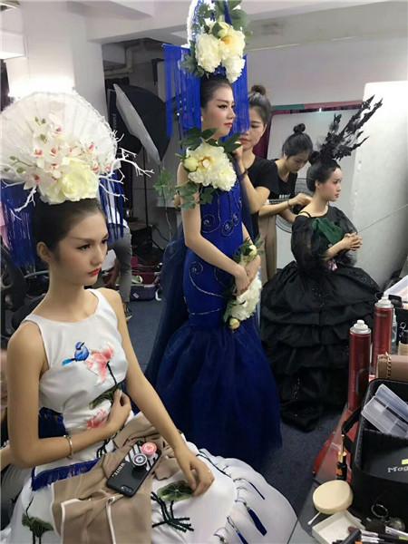 深圳哪里有化妆培训?