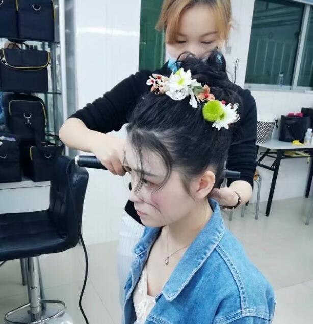 深圳化妆培训班