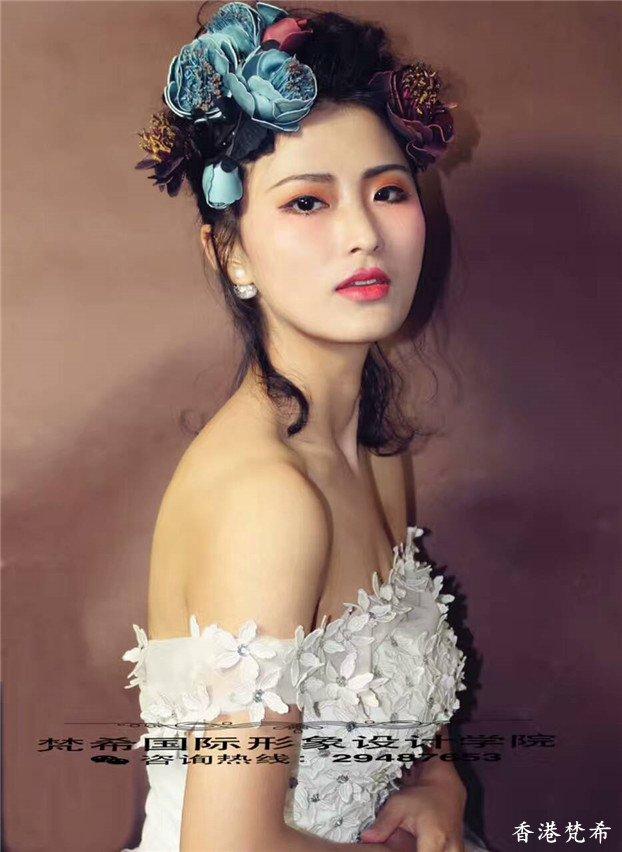 深圳最有名的化妆培训学校